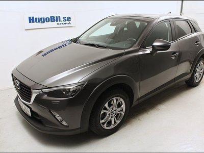 begagnad Mazda CX-3 2.0 SKYACTIV-G Automat 120hk