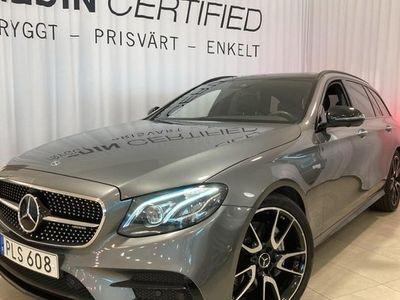 begagnad Mercedes E43 AMG E Benz E AMG4MATIC 2017, Kombi Pris 579 900 kr