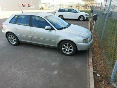 begagnad Audi A3 1,6