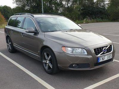 begagnad Volvo V70 2,0F