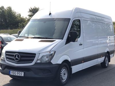 used Mercedes Sprinter 316 CDI (163hk)