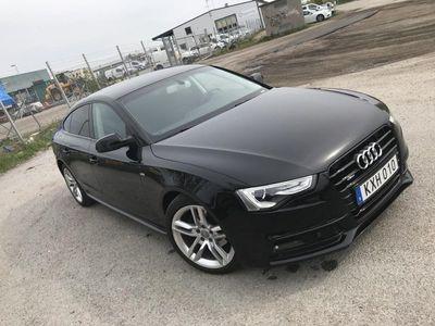 begagnad Audi A5 Sportback 2.0 TDI clean diesel