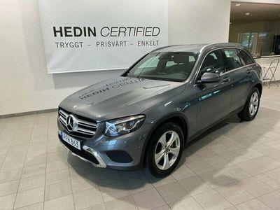begagnad Mercedes GLC220 - Benzd 4MATIC EXCLUSIVE