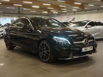 begagnad Mercedes C300 d 4MATIC Aut