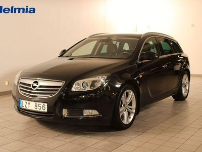 begagnad Opel Insignia Sports Tourer CDTISportTour