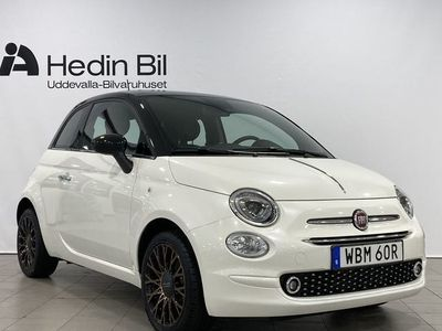begagnad Fiat 500 LOUNGE 120TH Anniversary