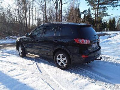 begagnad Hyundai Santa Fe 2.2 CRDI-R Exclusive, 4WD -11