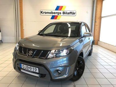 begagnad Suzuki Vitara 1.4 S Euro 6 140hk GAS (CNG)