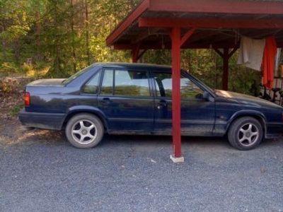 brugt Volvo 940 perfekt kaross till rallybil -97