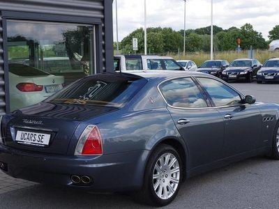 begagnad Maserati Quattroporte 4.2 V8 400HK Duo Select!
