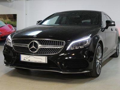 begagnad Mercedes CLS350 d 4MATIC SB 9G-T AMG Eu6 258hk