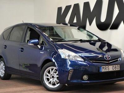 begagnad Toyota Prius+ Hybrid 1.8 VVT-i   Business   7-sits