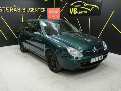 begagnad Citroën Xsara Break 1.6 109hk