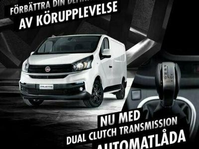 begagnad Fiat Talento Nordic L2H1 2.0 EcoJet Automat (145hk) DCT