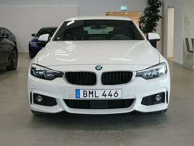 begagnad BMW 430 Gran Coupé i M-Sport Navi Hud Fartpilot Surround View