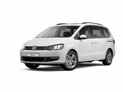 begagnad VW Sharan TSI 150hk DSG