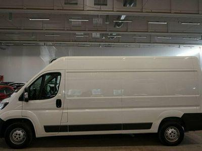 begagnad Peugeot Boxer Van 2.0 BlueHDi Euro 6 163hk Värmare 1-Ägare