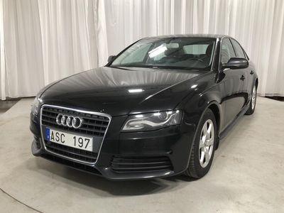 gebraucht Audi A4 2.0 TDI (136hk)