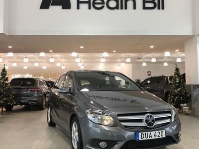 gebraucht Mercedes B180 180 Business // Vinter Hjul