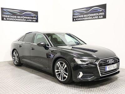 begagnad Audi A6 50 TDI Q 286HK SLINE COCKPIT 3922kr/m -19