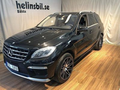 begagnad Mercedes ML63 AMG AMG 4MATIC