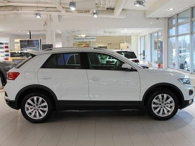 begagnad VW T-Roc TSI 190 DSG 4M Privatleasing