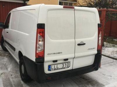 begagnad Citroën Jumpy 2.0HDI långa modellen -11