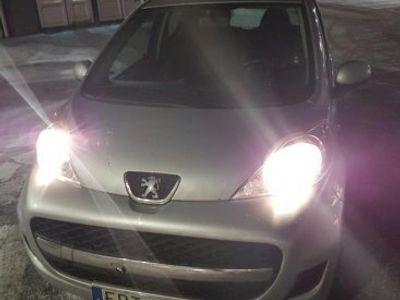 gebraucht Peugeot 107 1,0 5D Nybesiktigad Skattat -10