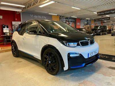 begagnad BMW i3 94 Ah REX Comfort Advanced Euro 6 183hk