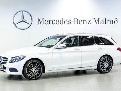 gebraucht Mercedes C350e Kombi Aut Glastak Navi Drag 2016