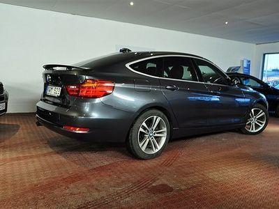 begagnad BMW 320 Gran Turismo d Sportline Skinn 1.äg.