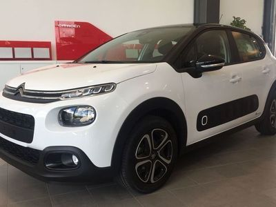begagnad Citroën C3 PURETECH 110 SHINE *KAMPANJ*
