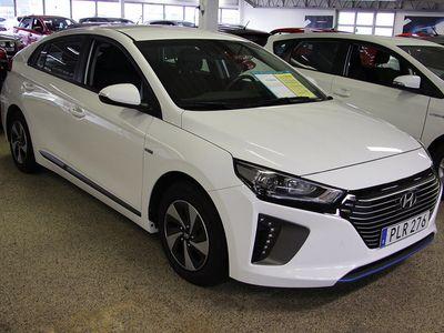 begagnad Hyundai Ioniq Hybrid 1.6 ComfortEco 141hk