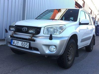 brugt Toyota RAV4 2.0 5dr (150hk)