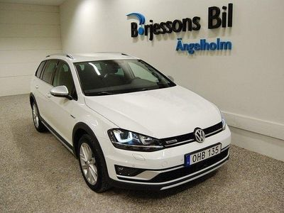 begagnad VW Golf Alltrack TSI 180 DSG Drag
