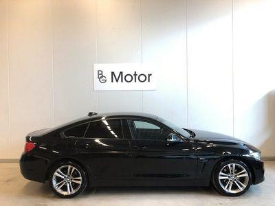 begagnad BMW 420 d xDrive Sport Line Hifi 190hk