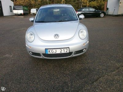 begagnad VW Beetle New1.6 Comfort 102hk -06