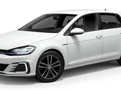 begagnad VW Golf GTE 1.4 TSI PLUG-IN-HYBRID 110 KW