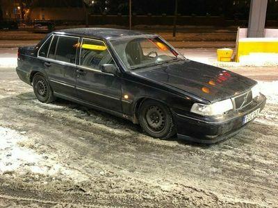 begagnad Volvo 960 manuell