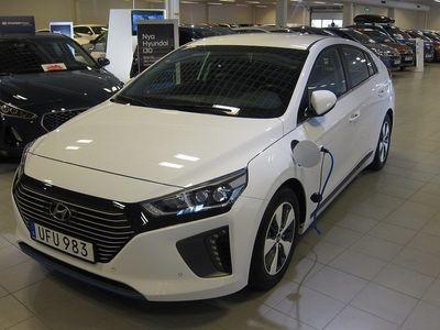 begagnad Hyundai Ioniq Plugin PremiumPlusEco 2017, Halvkombi 294 000 kr