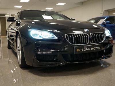 begagnad BMW 640 d Coupé Svensksåld M Sport 313hk
