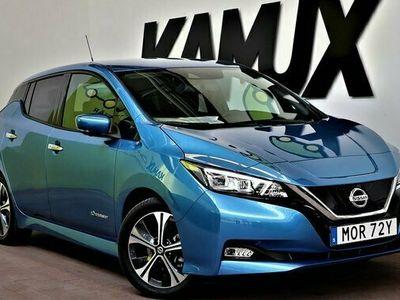 begagnad Nissan Leaf Tekna   40 kWh   Pro Pilot   Navi   S&V hjul     2020, Halvkombi Pris 279 000 kr