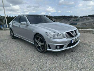 begagnad Mercedes S450 CDI