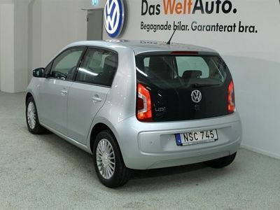 begagnad VW up! HIGH ! 75HK ASG
