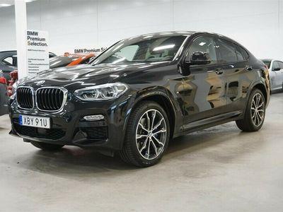 "begagnad BMW X4 30i xDrive Innovation Edt. Pa+ DA+ Dragkrok 20"""