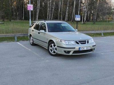 begagnad Saab 9-5 VECTOR SP-COMBI