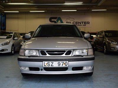 begagnad Saab 9-3 2.0 T Lågmilare Dragkrok -00