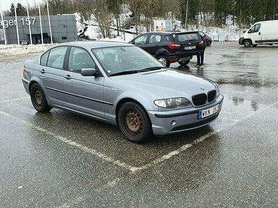 begagnad BMW 320 Nyservad
