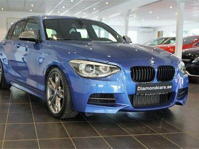 begagnad BMW M135 i xDrive 5-door Steptronic 320hk