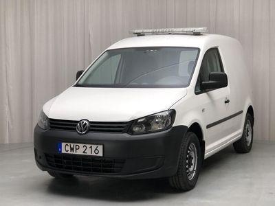 second-hand VW Caddy 2.0 Ecofuel Skåp (109hk)